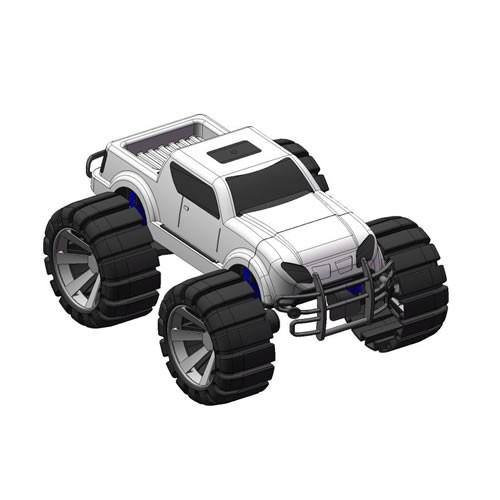 Racer Ambulancia